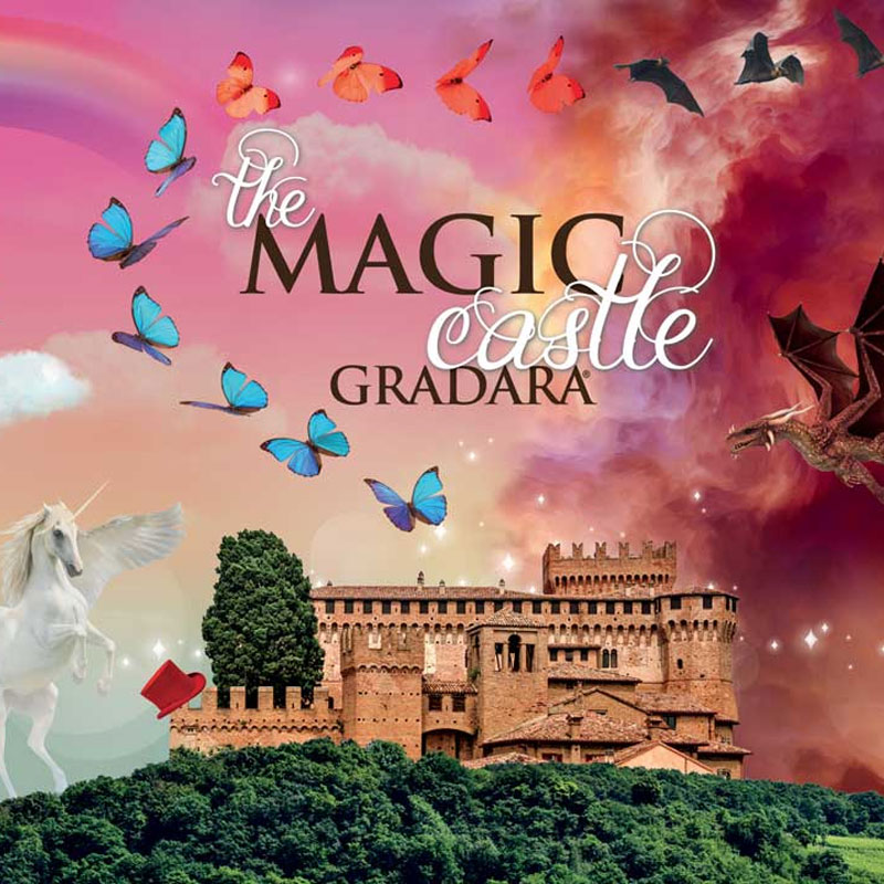 5-8 agosto The Magic Castle Gradara